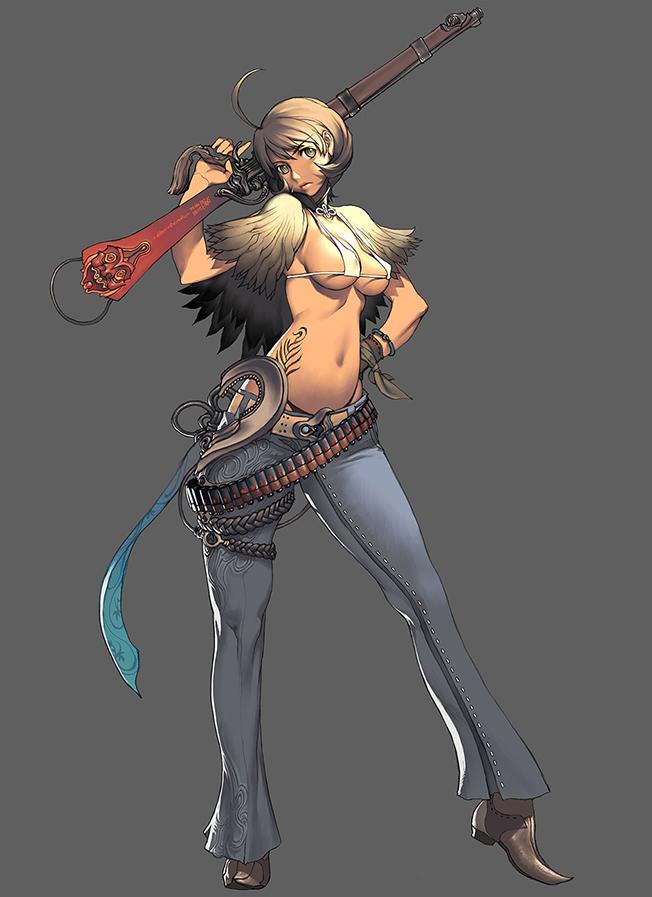 NCsoft đưa Blade & Soul tới Đài Loan 12