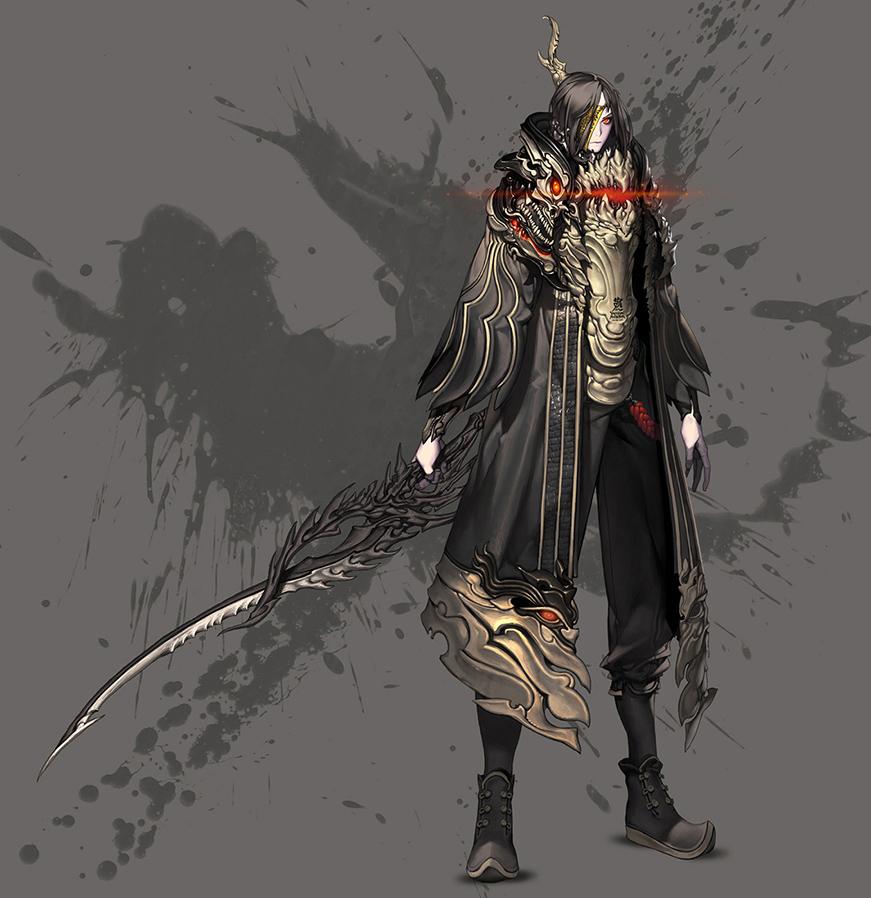 NCsoft đưa Blade & Soul tới Đài Loan 15