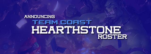 Team Coast thành lập đội tuyển Hearthstone 2