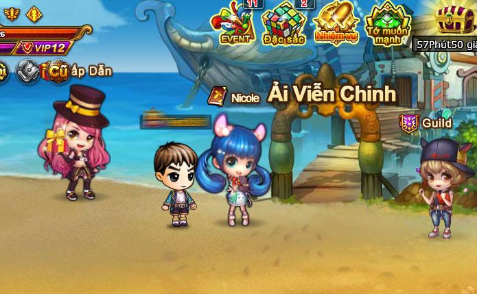 Gunny Online: VNG hé lộ về phiên bản mới Kỵ Binh Gà 3