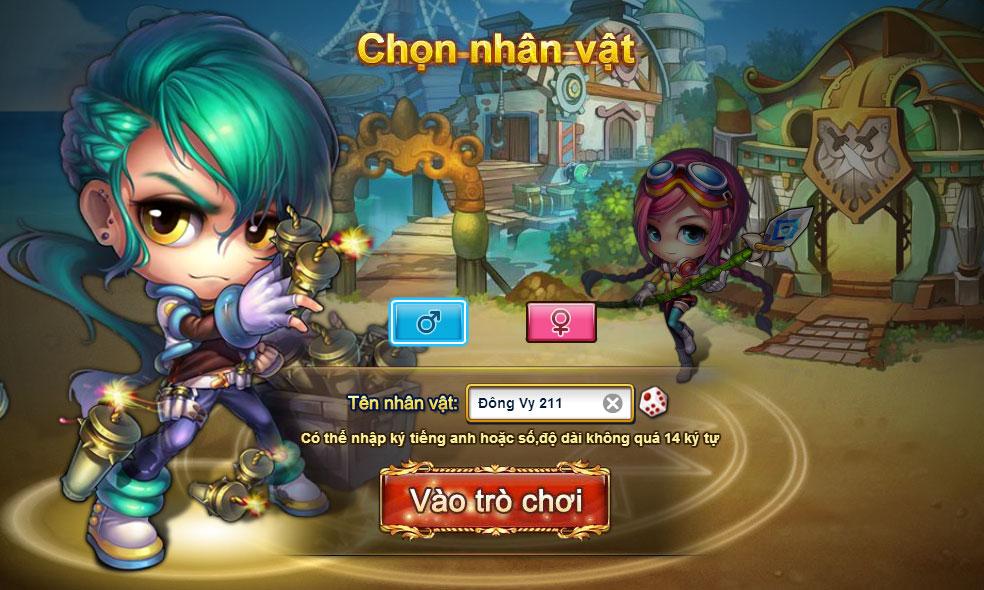Gunny Online: VNG hé lộ về phiên bản mới Kỵ Binh Gà 6