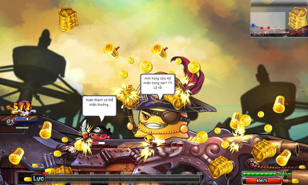 Gunny Online: VNG hé lộ về phiên bản mới Kỵ Binh Gà 9