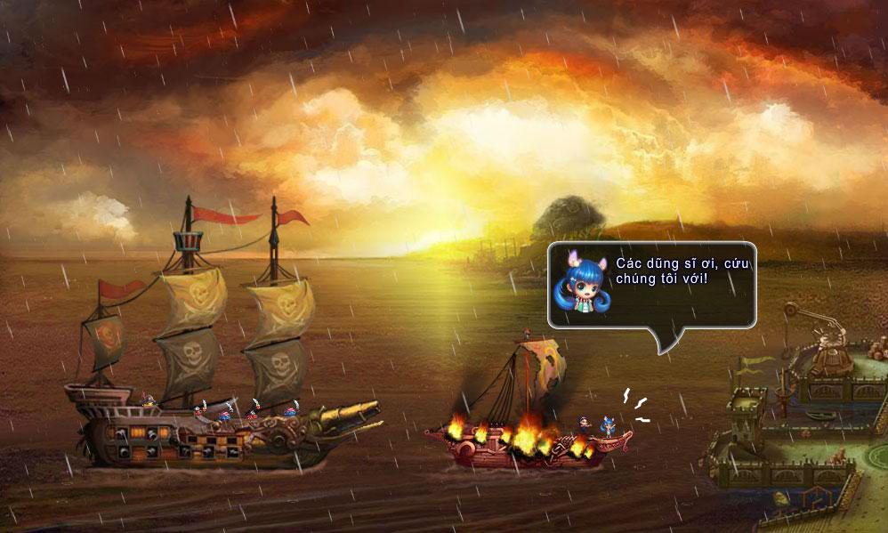 Gunny Online: VNG hé lộ về phiên bản mới Kỵ Binh Gà 7