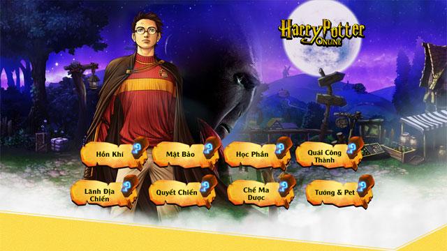 Harry Potter Online ra mắt vào ngày 06/08/2014 2