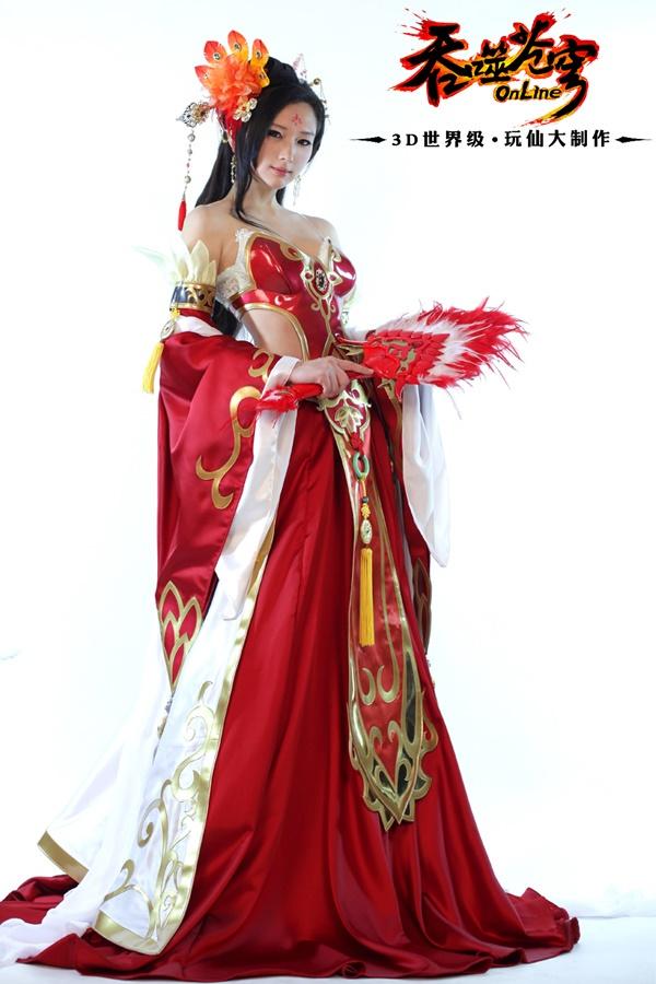 Ngắm cosplay Thôn Phệ Thương Khung cực quyến rũ - Ảnh 6