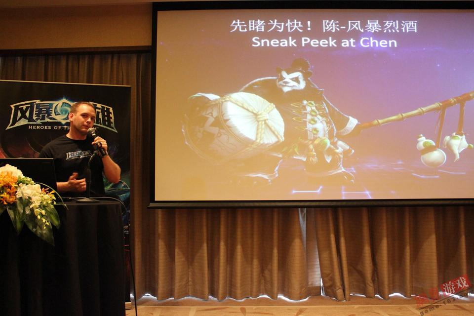 HOTS: Blizzard hé lộ tướng mới tại ChinaJoy 2014 2