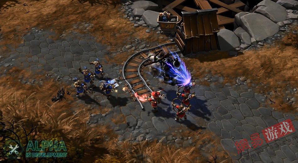 HOTS: Blizzard hé lộ tướng mới tại ChinaJoy 2014 8