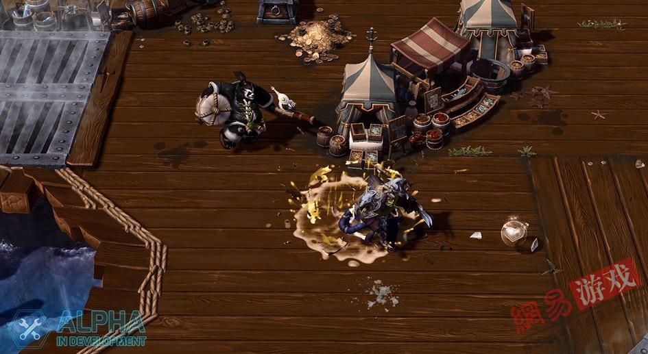 HOTS: Blizzard hé lộ tướng mới tại ChinaJoy 2014 9