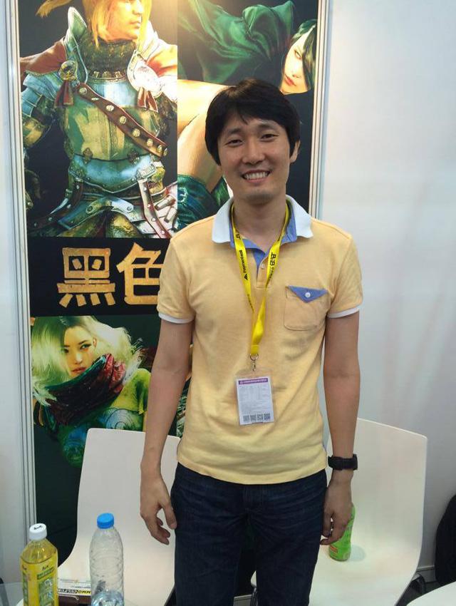 Trò chuyện cùng Pearl Abyss tại ChinaJoy 2014 1
