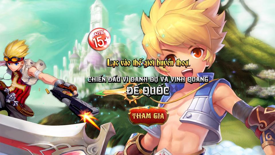 Yolo Game hé lộ game mới Đảo Mây 1