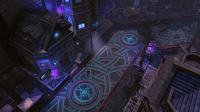 Softon Entertainment khoe đồ họa của Dark Eden 2 4