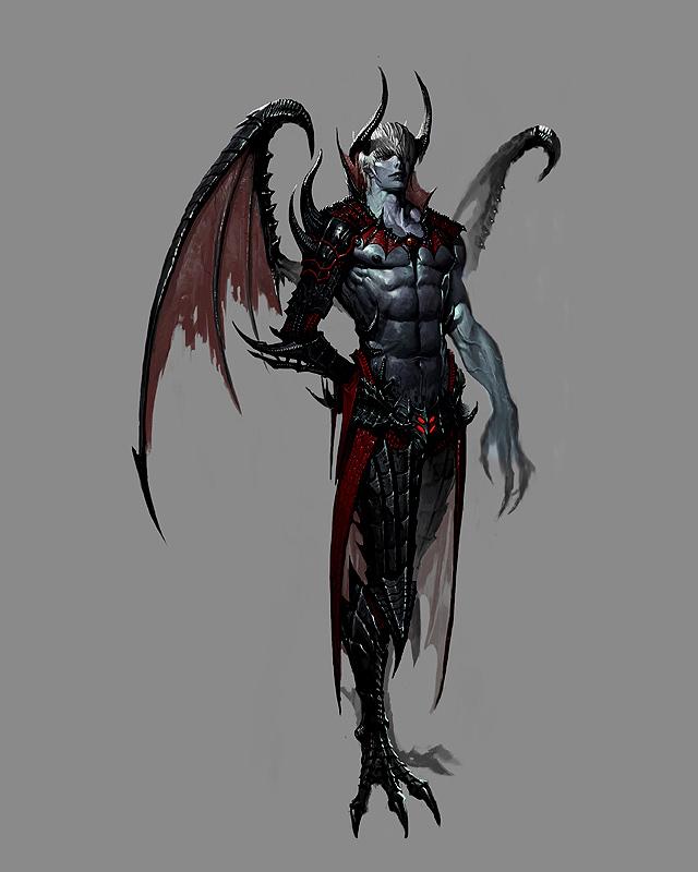 Softon Entertainment khoe đồ họa của Dark Eden 2 16