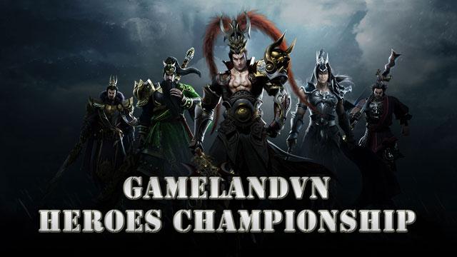 Lịch thi đấu GameLandVN Heroes Championship 2
