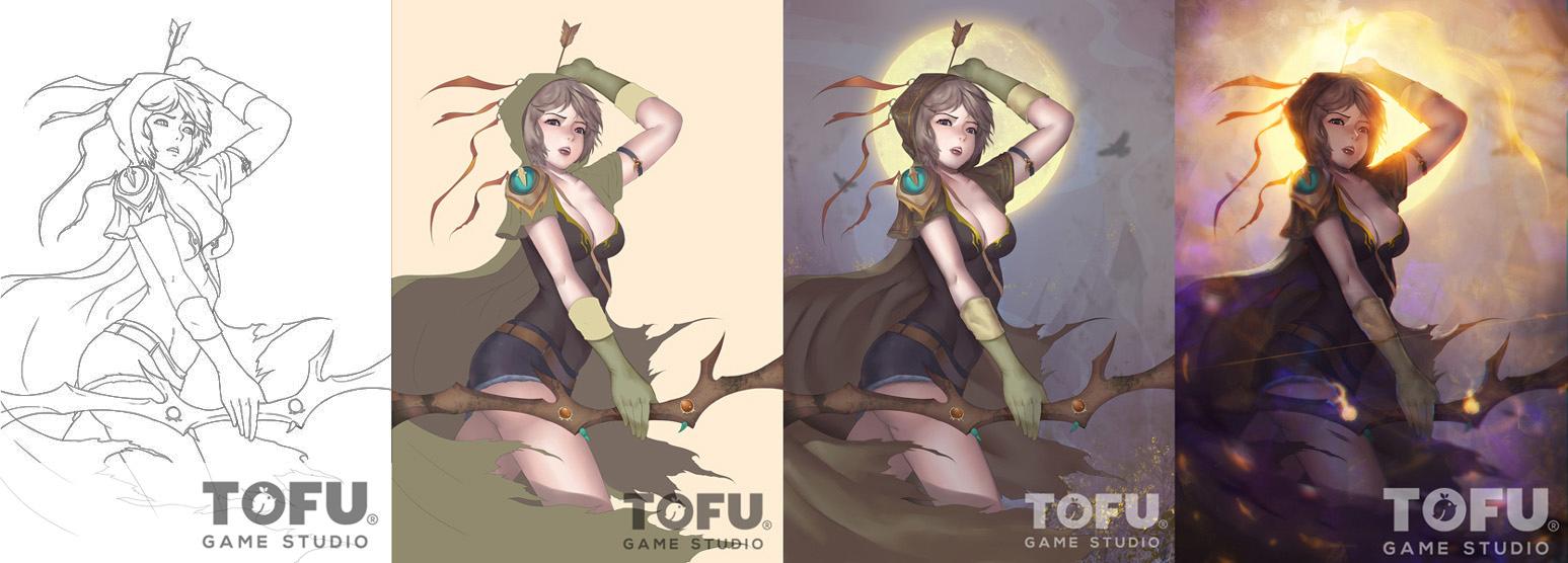 Tofu Games hé lộ về tựa game di động mới 7