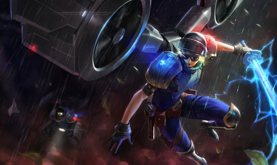 LMHT: Riot Games làm lại Dung Dịch Hư Không 6