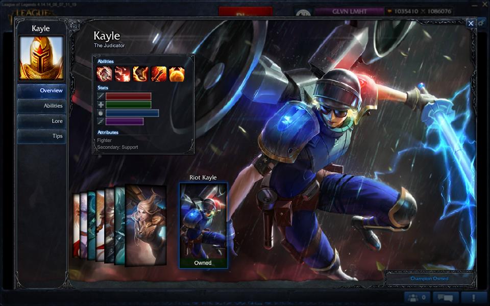 LMHT: Riot Games làm lại Dung Dịch Hư Không 7