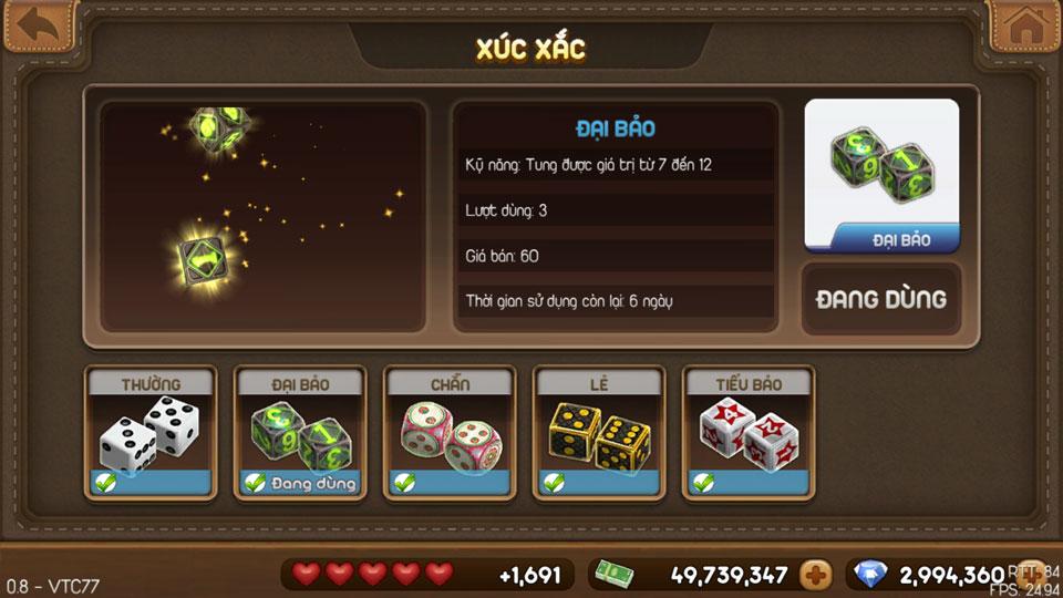 VTC Mobile trình làng game mới Cờ Tỷ Phú 5