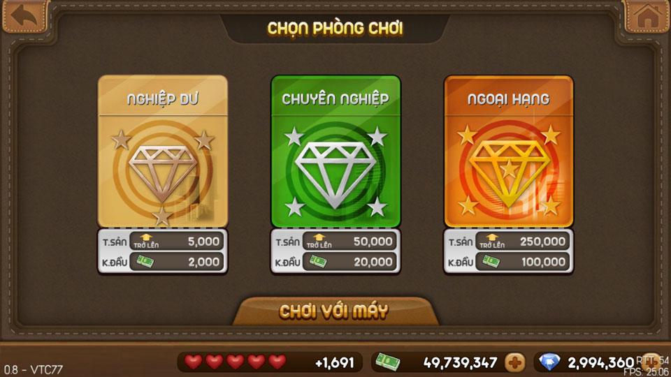 VTC Mobile trình làng game mới Cờ Tỷ Phú 8