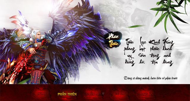 Lộ diện trang giới thiệu Cuồng Ma Chi Kiếm 3