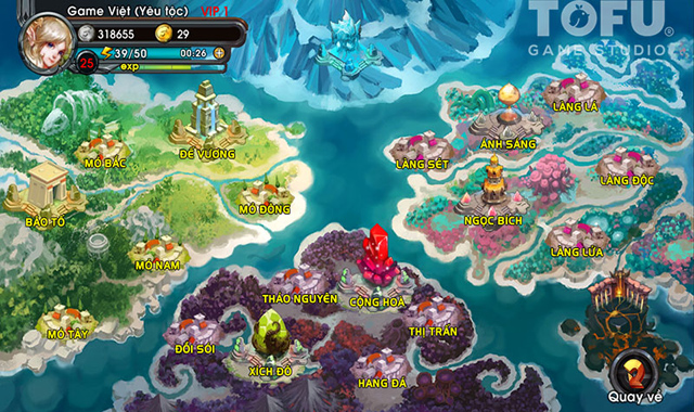 Game di động mới của Tofu Games có tên là Diệt Thần 2