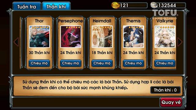 Game di động mới của Tofu Games có tên là Diệt Thần 5