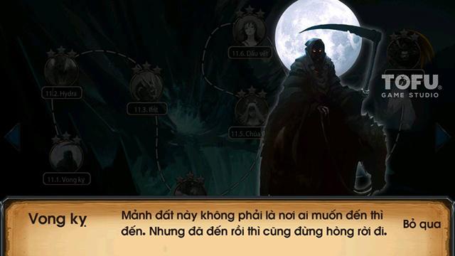 Game di động mới của Tofu Games có tên là Diệt Thần 3
