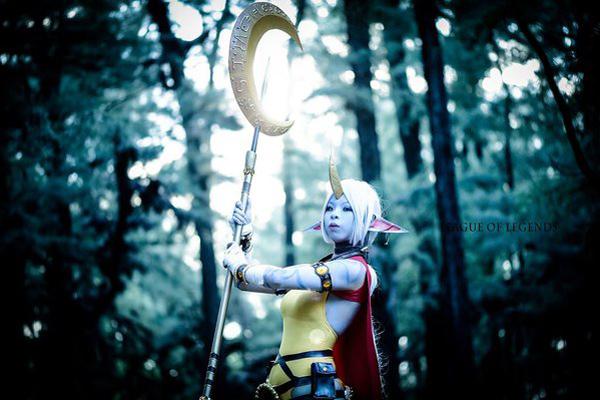 Cosplay Soraka tuyệt đẹp của cosplayer Deco - Ảnh 3
