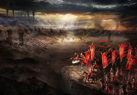 Huyết Chiến: Vương Giả Thiên Hạ ra mắt 1
