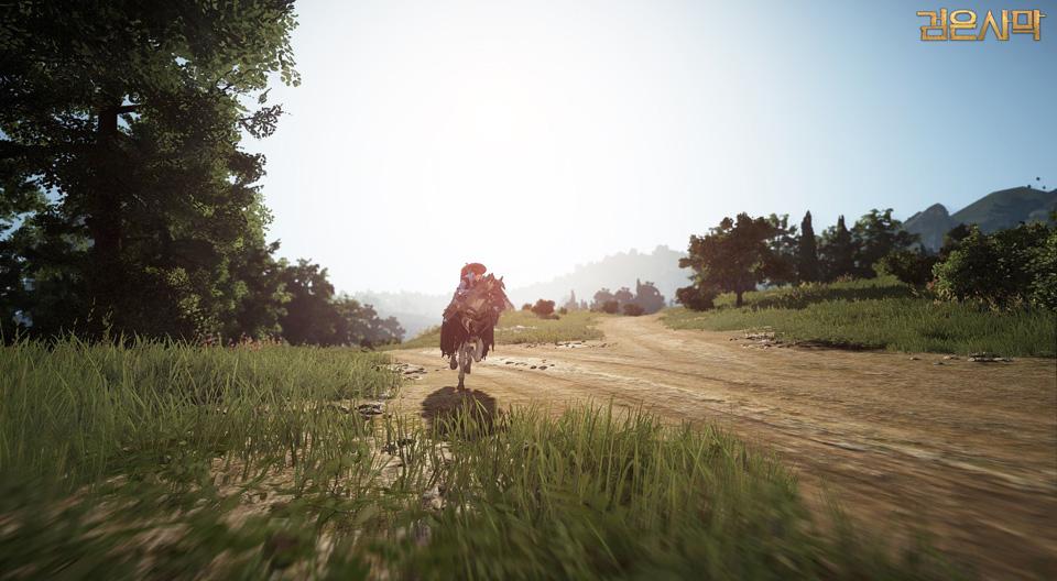 Thêm hình ảnh về phiên bản CBT3 của Black Desert 5