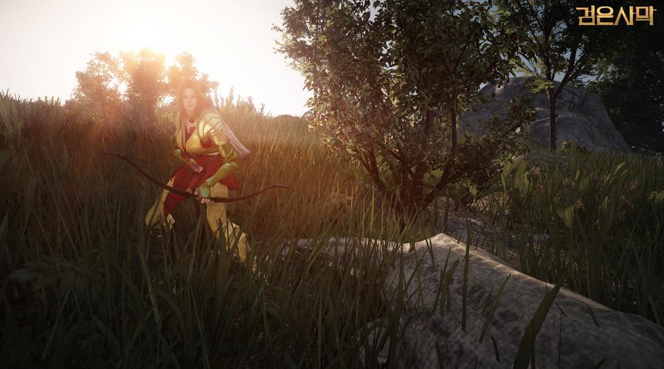 Thêm hình ảnh về phiên bản CBT3 của Black Desert 71