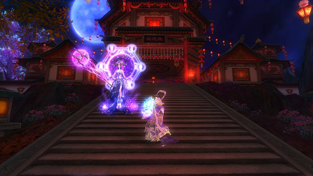 Ba điểm nổi bật của webgame 3D thế hệ mới Kiếm Tung 2