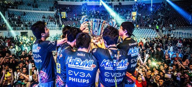 LMHT: Xếp hạng 16 đội tham gia chung kết thế giới mùa 4 1
