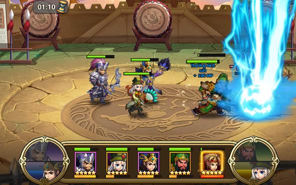 aMO công bố trò chơi mới: PK Truyền Kỳ 2
