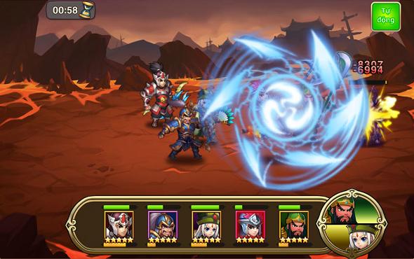 aMO công bố trò chơi mới: PK Truyền Kỳ 3
