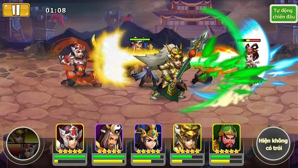 aMO công bố trò chơi mới: PK Truyền Kỳ 4