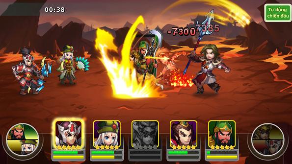 aMO công bố trò chơi mới: PK Truyền Kỳ 5