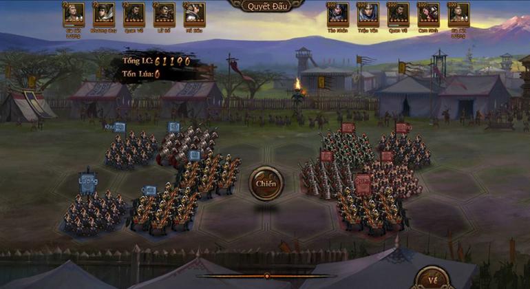 Võ trường liên máy chủ có mặt trong Công Thành Chiến 3