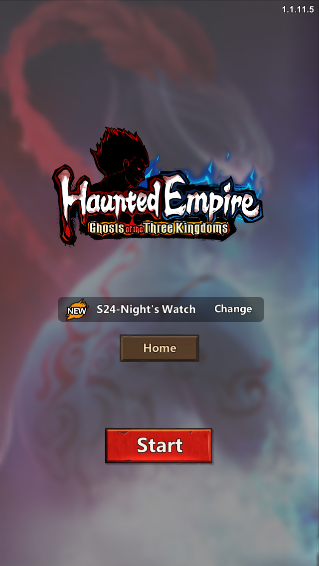 Haunted Empire Three Kingdoms