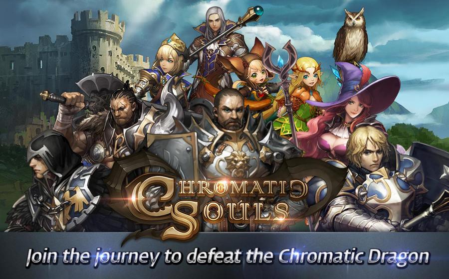 Gamevil phát hành trò chơi mới Chromatic Souls 1