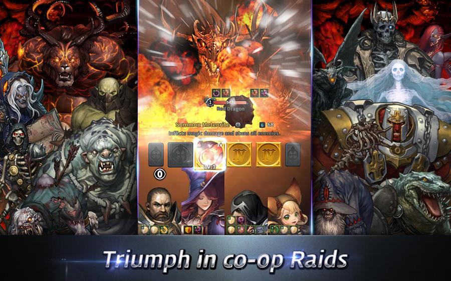 Gamevil phát hành trò chơi mới Chromatic Souls 6
