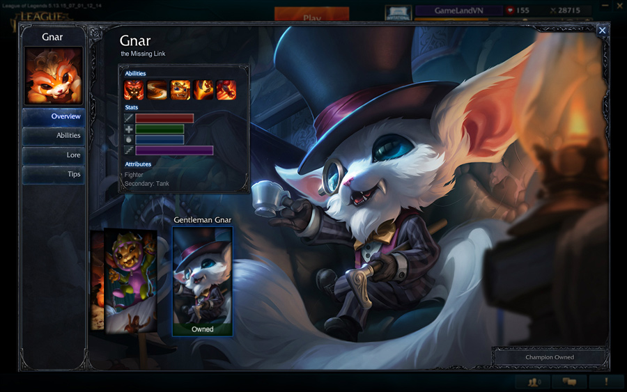 gnar quy ong